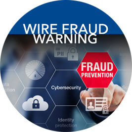 Link to wire fraud warning page